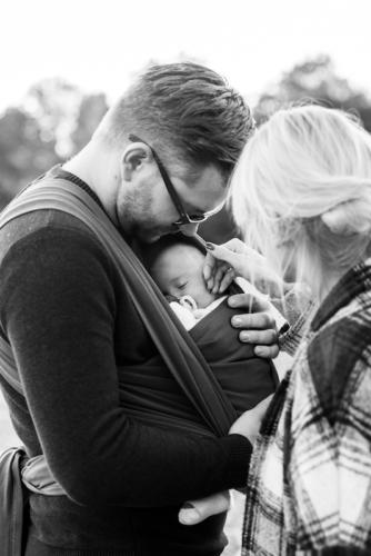 VÄTER Fotoprojekt - Cerstin Jütte - Karlsruhe - Fotografin -Newborn